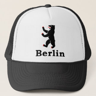 Berlin Bear Trucker Hat
