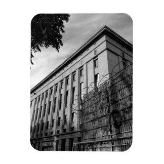 Berlin Berghain Rectangular Photo Magnet
