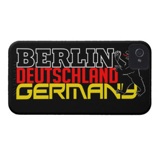 Berlin Blackberry Bold case, customizable iPhone 4 Case