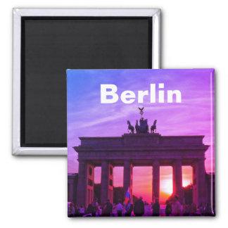 BERLIN Brandenburg Gate 01.1.F Magnet