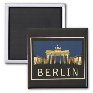 Berlin Brandenburg Gate Magnet