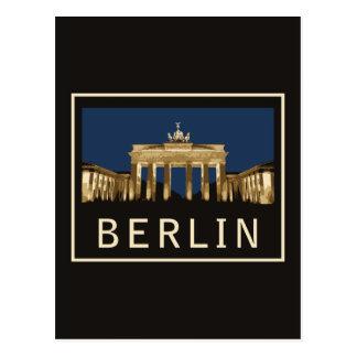 Berlin Brandenburg Gate Post Cards