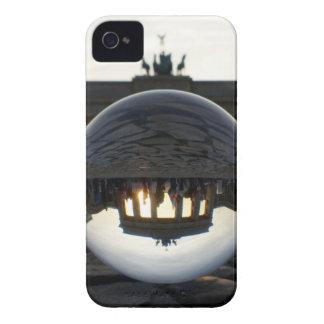 BERLIN Brandenburg Gate sunset Case-Mate iPhone 4 Case