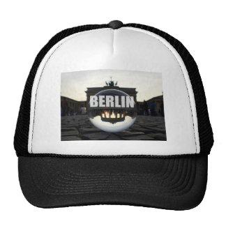 BERLIN Brandenburger Tor, Brandenburg Gate sunset Trucker Hat