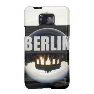 BERLIN Brandenburger Tor, Brandenburg Gate sunset Samsung Galaxy S2 Case
