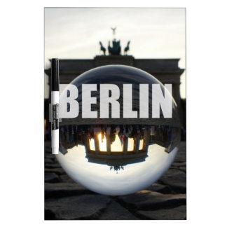 BERLIN Brandenburger Tor, Brandenburg Gate sunset Dry Erase Whiteboards