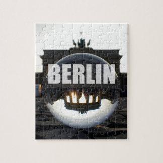 BERLIN Brandenburger Tor, Brandenburg Gate sunset Puzzles