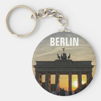 BERLIN Brandenburger Tor Key Ring
