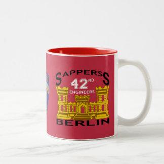 Berlin Brigade 42nd Engineers Veterans Mug