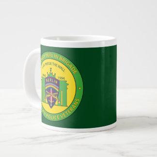 Berlin Brigade Military Police Veterans Large Coffee Mug