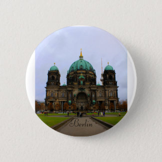 Berlin Cathedral 6 Cm Round Badge