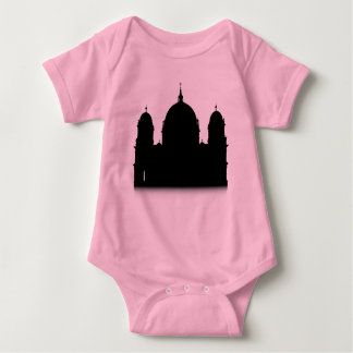 Berlin Cathedral Baby Bodysuit