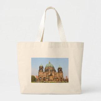 Berlin Cathedral (Berliner Dom) Large Tote Bag
