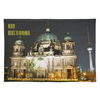Berlin Cathedral (Berliner Dom) Placemat