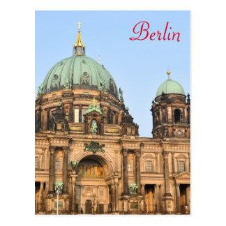 Berlin Cathedral (Berliner Dom) Postcard