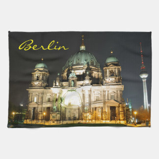 Berlin Cathedral (Berliner Dom) Tea Towel