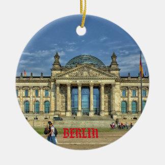 Berlin Circle Ornament