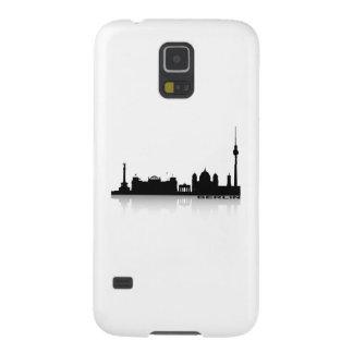 Berlin Cityscape_2 Galaxy S5 Case