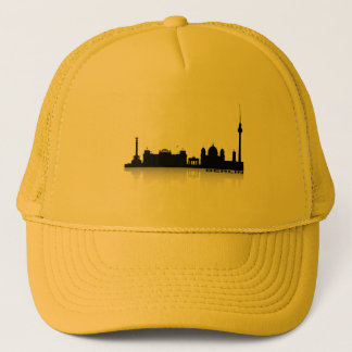Berlin Cityscape_2 Trucker Hat