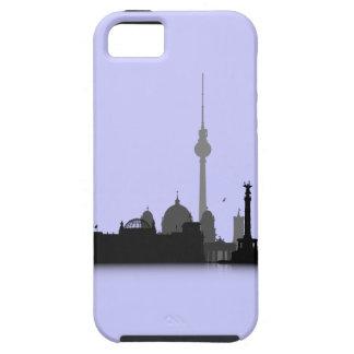 Berlin Cityscape Tough iPhone 5 Case