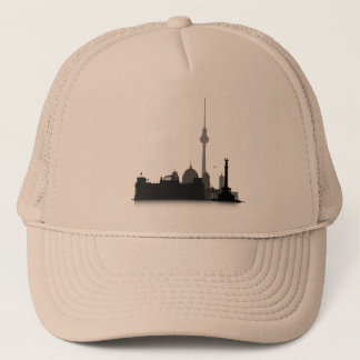 Berlin Cityscape Trucker Hat
