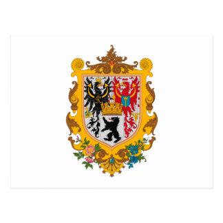 Berlin Coat of Arms (1871) Postcard