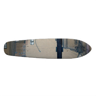 Berlin Cruiser 2 21.6 Cm Old School Skateboard Deck