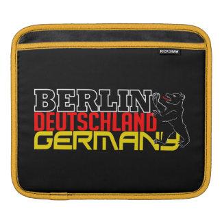 BERLIN custom iPad / laptop sleeve