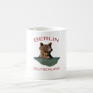 Berlin, Deutschland Classic White Coffee Mug