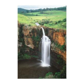 Berlin Falls, Mpumalanga, South Africa Canvas Print