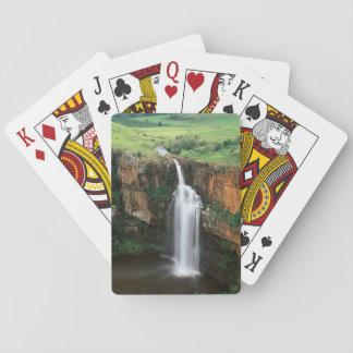Berlin Falls, Mpumalanga, South Africa Playing Cards