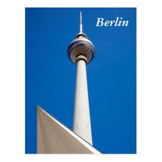 Berlin Fernsehturm Postcard