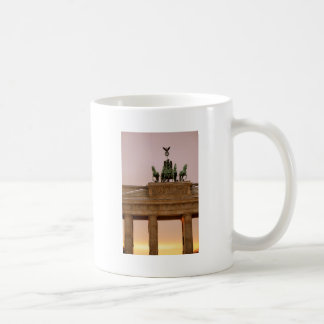 Berlin, Germany - Brandenburg Tor Basic White Mug