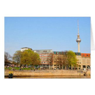 Berlin, Germany Card