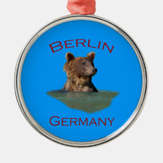 Berlin, Germany Christmas Ornament