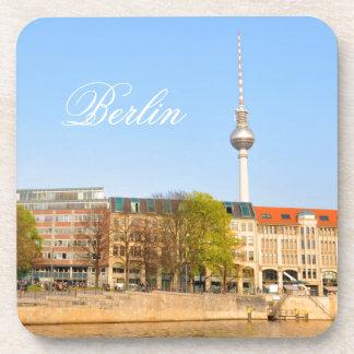 Berlin, Germany Drink Coaster