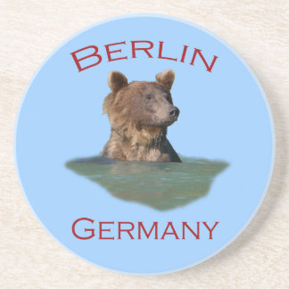Berlin, Germany Drink Coasters