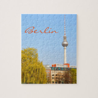 Berlin, Germany Jigsaw Puzzle