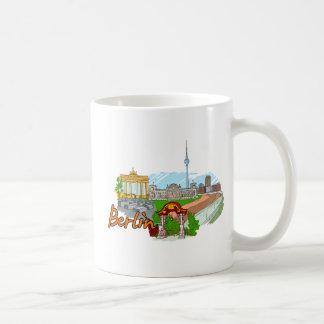 Berlin - Germany Mugs