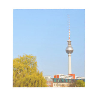 Berlin, Germany Notepad