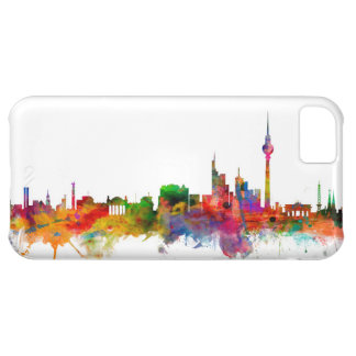 Berlin Germany Skyline iPhone 5C Case