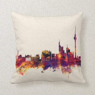 Berlin Germany Skyline Cushion