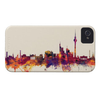 Berlin Germany Skyline iPhone 4 Case-Mate Cases