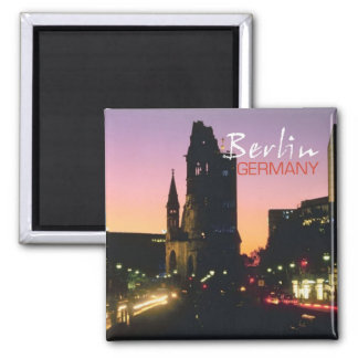 Berlin Germany Travel Souvenir Photo Fridge Magnet