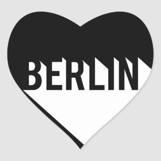 Berlin Heart Sticker
