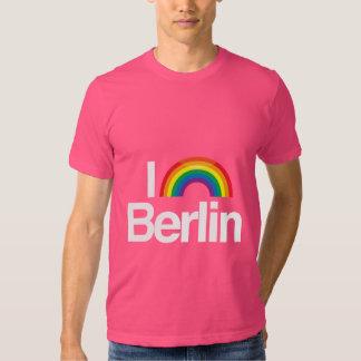 BERLIN - I LOVE PRIDE -.png Tshirt