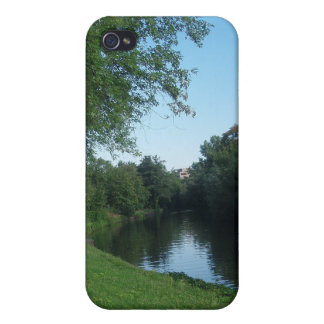 Berlin in Summer iPhone4 Case