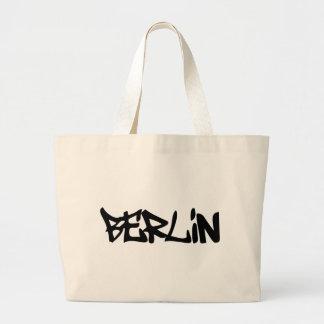 berlin large tote bag