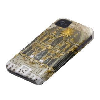 Berlin Marienkirche organ iPhone 4 Case-Mate Cases