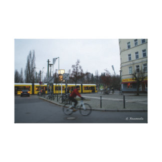Berlin Memories - Stretched Canvas Print